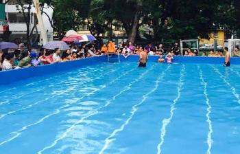 Hiệu quả của Bể bơi di động thông minh ở Quảng Ngãi
