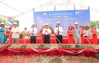 Tổ chức sự kiện lễ khởi công