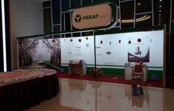 Lắp đặt gian hàng hội chợ – Merap Group