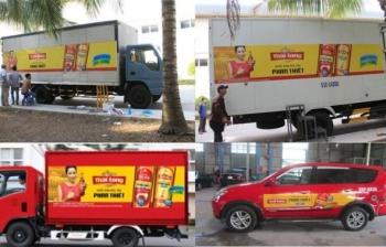 Sử dụng quảng cáo ngoài trời để thu hút khách về cho doanh nghiệp