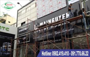 Biển quảng cáo Alu Nam Định