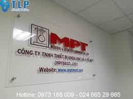 Biển quảng cáo mica Ninh Bình